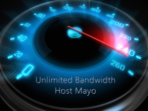 Unlimited Bandwidth For Hosting Plans