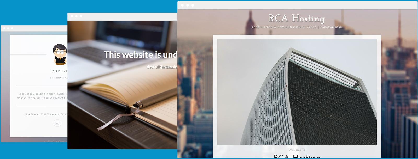 site-publisher-templates