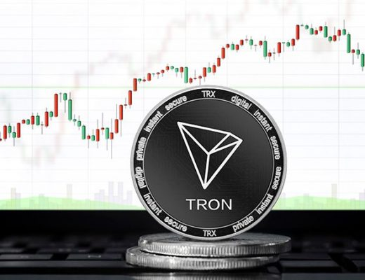 tron coin accepted for hosting